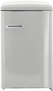 Exquisit Vollraum-Kühlschrank RKS 120-16 RVA++ Grau
