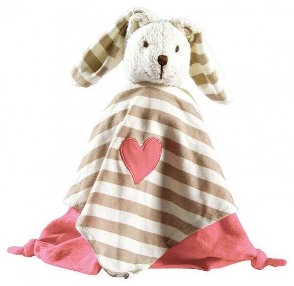 Hape Eltern für dich Schmusetuch Hase Henri