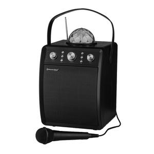 Technaxx Disco-Lautsprecher mit Mikrofon