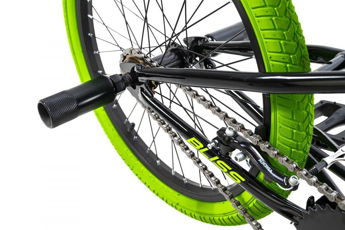 Bild 4 von KS Cycling BMX Freestyle 20'' Bliss
