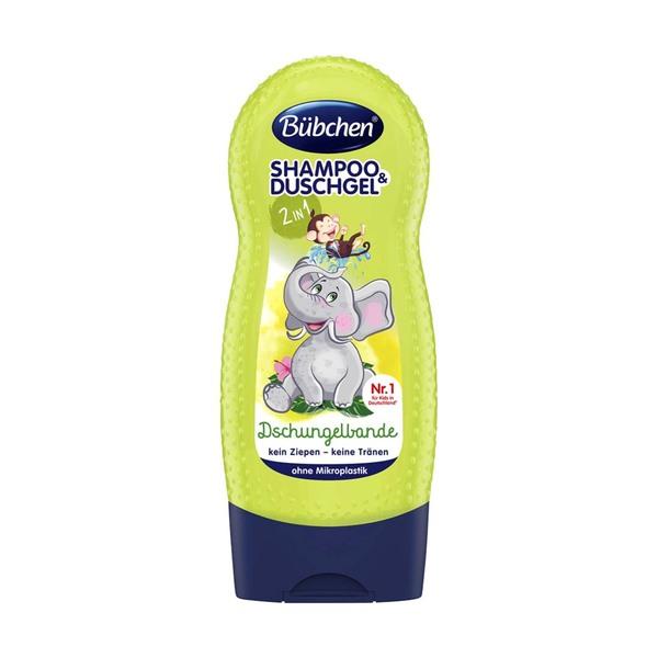 Bübchen Shampoo + Shower versch. Sorten, jede 230-ml-Flasche