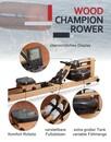 Bild 3 von Body Coach Wasser Ruder Gerät Wood faltbar