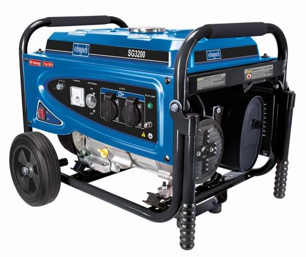 Scheppach Stromzeuger SG3200