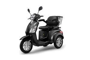 DocGreen Elektromobil E-LIFE 800 Schwarz