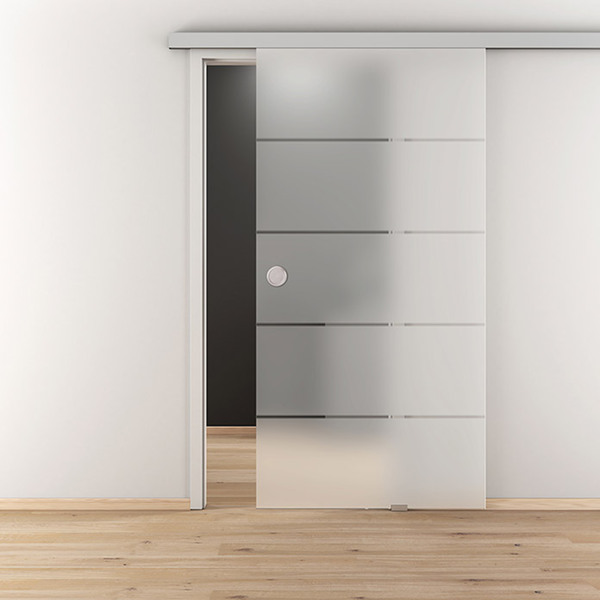 Diamond Doors Schiebetürsystem Jubidoor 6.0