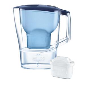 Brita Wasserfilter Aluna 2,4 Liter in Blau