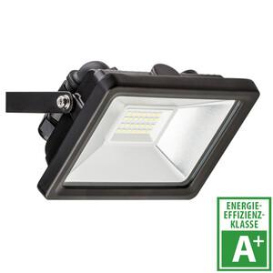 LED Flutlichtstrahler 20 W in anthrazit
