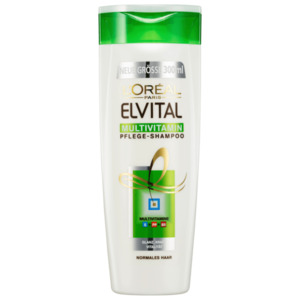 L'Oréal Paris Elvital Shampoo Multivitamin 300ml
