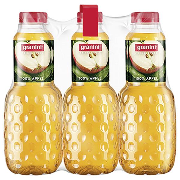 Granini Trinkgenuss Apfel 6X1l