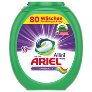 Ariel 3 in 1 Pods Colour 80WL 2,16kg