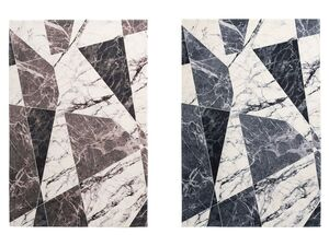 Obsession Teppich »My Palazzo 274«, im Marmor Design, geeignet für Fußbodenheizung