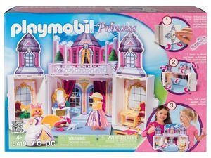 Playmobil Aufklapp-Spielbox »Schlösschen«