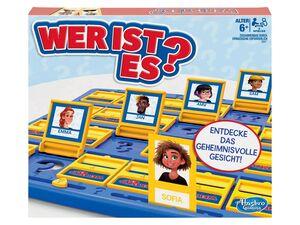 Hasbro Spiel »Wer ist es?«