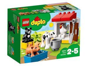 LEGO® DUPLO® 10870 »Tiere auf dem Bauernhof«
