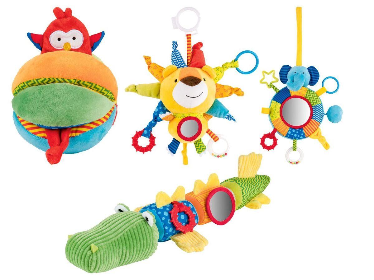 Bild 1 von LUPILU® Baby-Plüschspielzeug