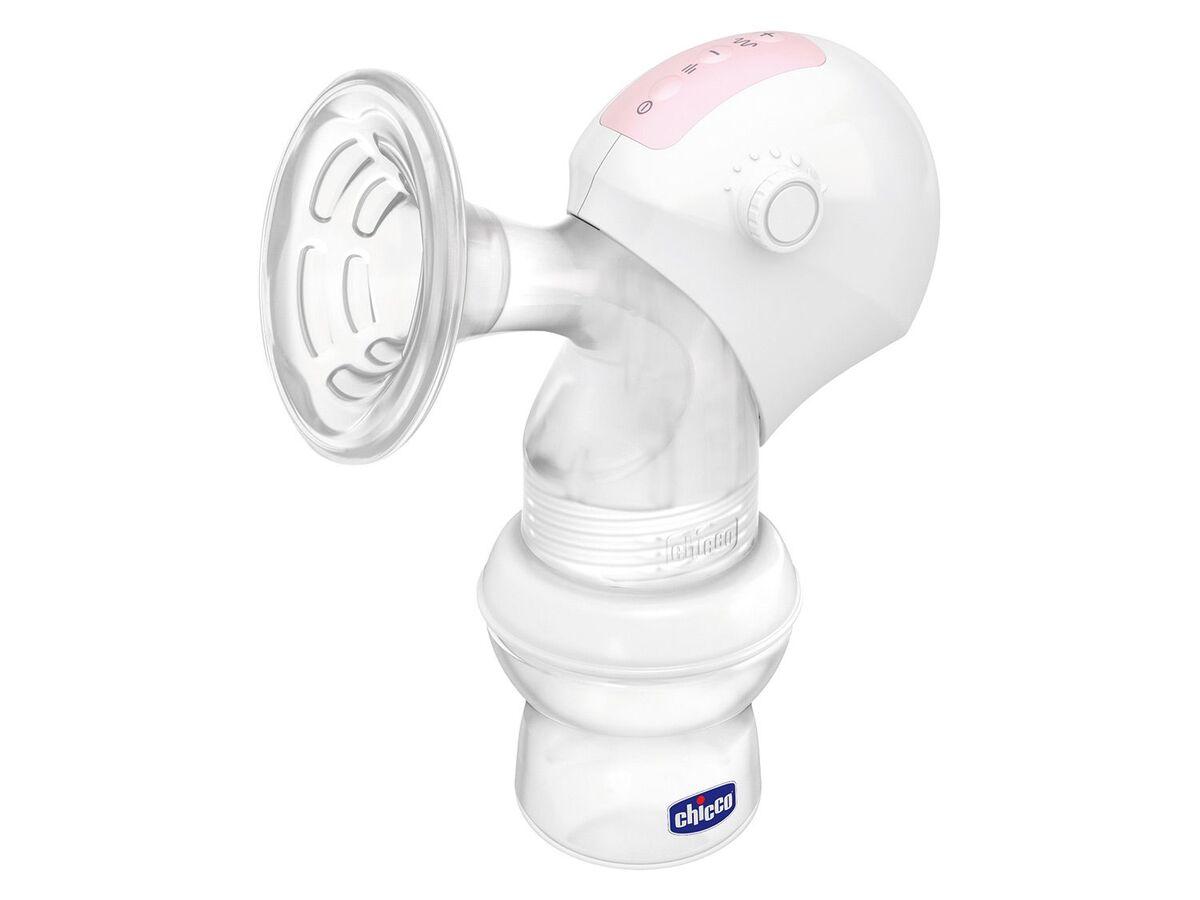 Bild 2 von Chicco tragbare elektrische Milchpumpe, Sauggeschwindigkeit & Saugstärke sind einstellbar