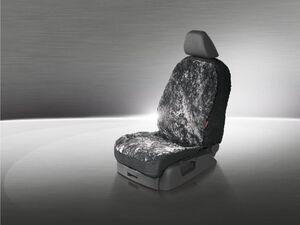ULTIMATE SPEED® Autositzbezug, aus echtem Lammfell