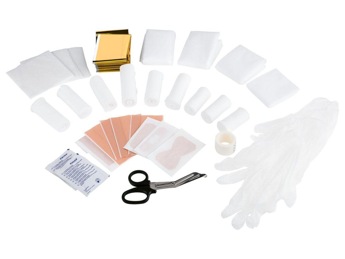 Bild 3 von SENSIPLAST® Autoverbandtasche, 44-teilig, mit Anleitung