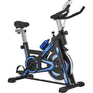 ArtSport Speedbike RapidPace mit Smartphone Halterung, Computer & Pulsmesser  10 kg Schwungmasse