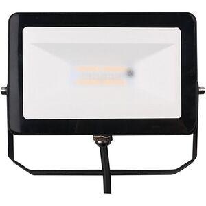 LED Außenstrahler RGB+ 10W schwarz