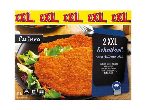 Schnitzel nach Wiener Art XXL-Packung