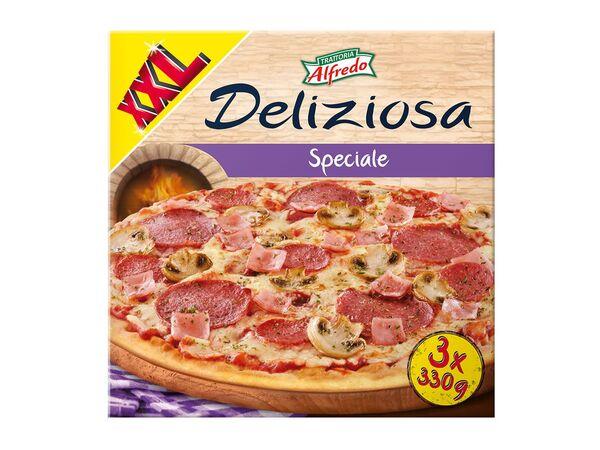Pizza Deliziosa Speciale XXL-Packung