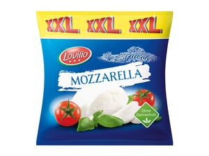 Mozzarella XXL-Packung