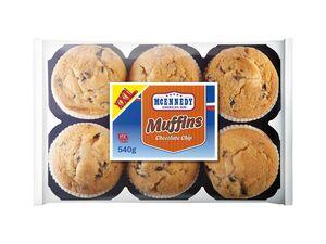 Muffins XXL-Packung