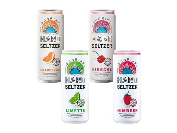 Hard Seltzer