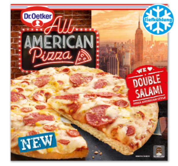 Neue Pizza Dr Oetker
