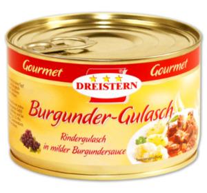 DREISTERN Gourmetgulasch