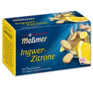 MESSMER Kräutertee