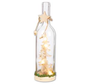 LED-Deko-Flasche