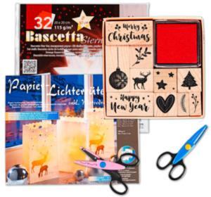 Weihnachts-Bastel-Set