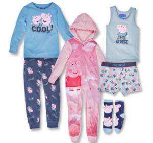 Kinder-Wäsche PEPPA PIG