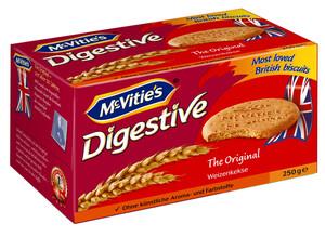 Mc Vities Digestive Original Weizenkeks 250 g