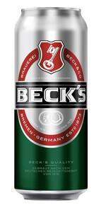 Becks Pils Dose 0,5 ltr