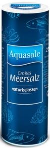 Aquasale Grobes Meersalz naturbelassen 250G