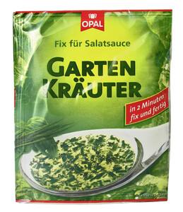 Opal Garten Kräuter 5x10g