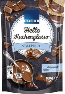 EDEKA Helle Kuchenglasur 100 g