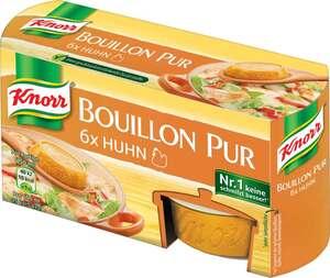 Knorr Bouillon Pur Huhn 6x 28 g
