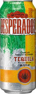 Desperados Tequila Flavoured Beer Dose 0,5 ltr