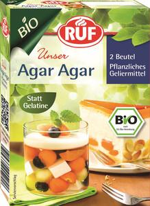 Ruf Bio Agar Agar 2x 15 g