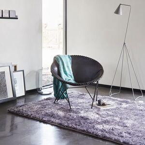 home24 Esprit Teppich New Glamour Aubergine Rechteckig 170x240 cm (BxT) Modern Kunstfaser
