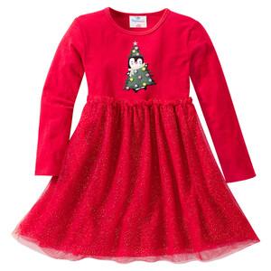 Festliches Baby Kleid mit Tüll