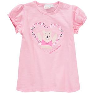 Winnie Puuh T-Shirt mit asymmetrischem Saum
