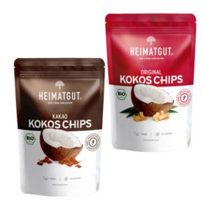 Heimatgut Bio-Kokos Chips