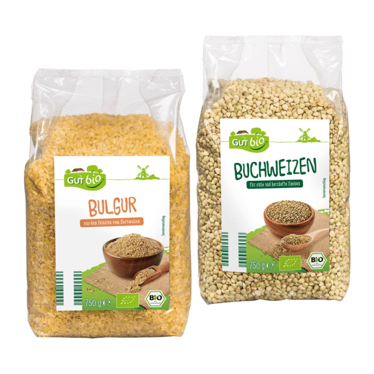Bild 1 von GUT BIO     Bio-Getreide