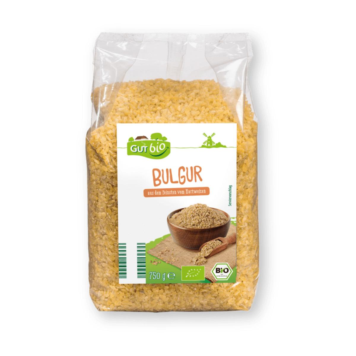 Bild 4 von GUT BIO     Bio-Getreide