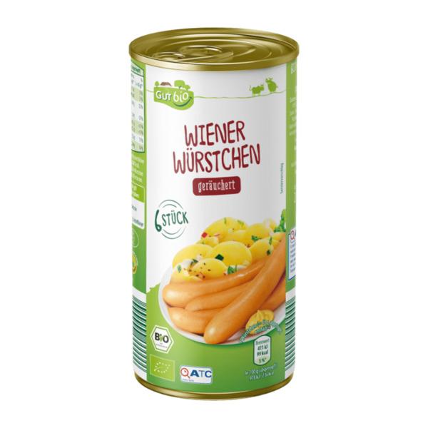 GUT BIO     Bio-Wiener Würstchen